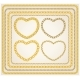Set of Frames with Golden Chains - GraphicRiver Item for Sale