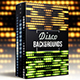 Disco Backgrounds Vol.5 - VideoHive Item for Sale