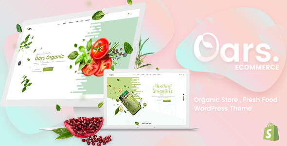 Oars - 7 Fastest UI/UX Optimized Section Shopify Themes for Organic Food Stores