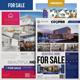 Real Estate Flyer Bundle Templates - GraphicRiver Item for Sale