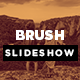 Brush Slideshow - VideoHive Item for Sale