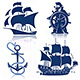 Sailing Ships - GraphicRiver Item for Sale