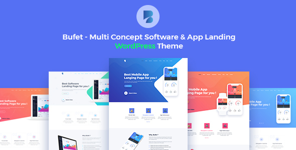 Android App Templates from ThemeForest