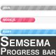 CSS3 Semsema Progress Bars - CodeCanyon Item for Sale