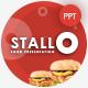 Stallo Food Presentation Template - GraphicRiver Item for Sale