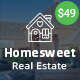 HomeSweet - Real Estate WordPress Theme - ThemeForest Item for Sale