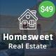 HomeSweet - Real Estate WordPress Theme - ThemeForest Item for Sale