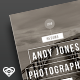 Resume and Portfolio - GraphicRiver Item for Sale
