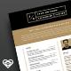 Bold Resume - GraphicRiver Item for Sale