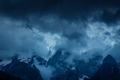 Storm through the Julian Alps - PhotoDune Item for Sale