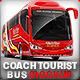 Tourist Bus, Passenger Coach Mock-Up - GraphicRiver Item for Sale