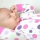 Newborn Girl Lying on the Sheet - VideoHive Item for Sale