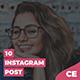 10 Instagram Post - GraphicRiver Item for Sale