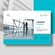 Company Profile Landscape - GraphicRiver Item for Sale