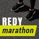 Redy | Marathon & Sports WordPress Theme - ThemeForest Item for Sale