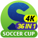 World Football Soccer Cup Pack - VideoHive Item for Sale