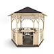 Garden arbor - 3DOcean Item for Sale