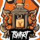 Halloween Lantern - GraphicRiver Item for Sale
