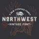 The Northwest - Vintage Font - GraphicRiver Item for Sale