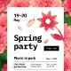 Spring Poster Template - GraphicRiver Item for Sale