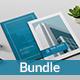 Real Estate Brochures Bundle - GraphicRiver Item for Sale