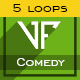 Quirky Comedy Loops Pack