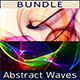 Abstract Waves | Bundle - GraphicRiver Item for Sale