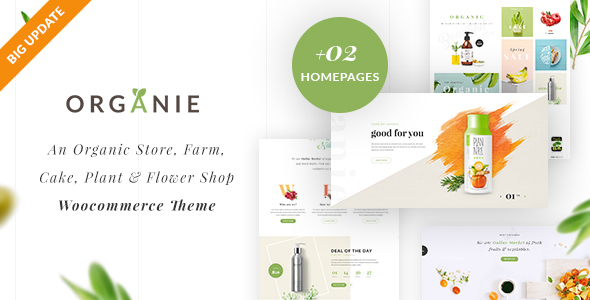 Review: Organie - Organic Store & Food WooCommerce Theme free download Review: Organie - Organic Store & Food WooCommerce Theme nulled Review: Organie - Organic Store & Food WooCommerce Theme