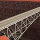 old steel bridge - 3DOcean Item for Sale