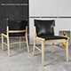 Chair Jens SJ51B - 3DOcean Item for Sale