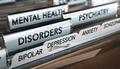 Mental Health Disorders File - PhotoDune Item for Sale