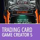 Trading Card Game - Creator - vol.5 - GraphicRiver Item for Sale