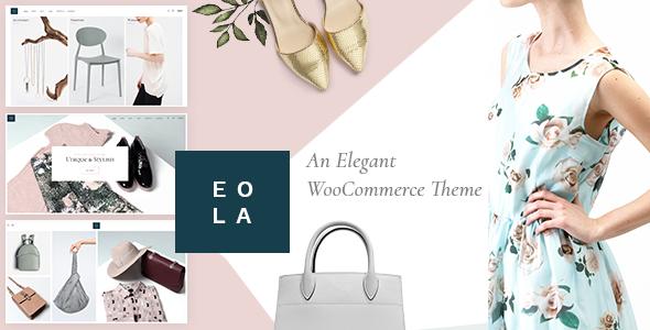 Eola - Elegant WooCommerce Theme
