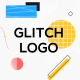 Shape Glitch Logo Reveal - VideoHive Item for Sale