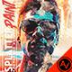 Splatter Paint Photoshop Action CS3+ - GraphicRiver Item for Sale