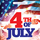 4th of July Flyer - GraphicRiver Item for Sale