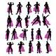 Woman Superhero Silhouettes - GraphicRiver Item for Sale