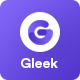 Gleek - Admin Dashboard UI Kit MultiPurpose PSD Template - ThemeForest Item for Sale