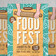 Food Fest Flyer - GraphicRiver Item for Sale