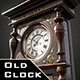 Antique Victorian Clock - 3DOcean Item for Sale