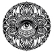 Tattoo Eye - GraphicRiver Item for Sale