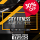 Future Fitness Opener - VideoHive Item for Sale