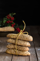Sicilian Biscuits With Sesame Seeds - PhotoDune Item for Sale