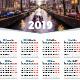Calendar Poster 2019 - GraphicRiver Item for Sale