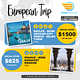 Instagram Stories Travel Agency 2 - VideoHive Item for Sale