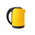 Yellow Kettle - PhotoDune Item for Sale