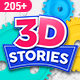 3D Animated Icons Toolkit - VideoHive Item for Sale