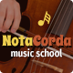 NotaCorda - Music School and Musicians WordPress Theme - ThemeForest Item for Sale