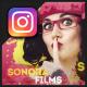 Splatter Instagram version IGTV - VideoHive Item for Sale