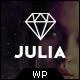 Julia - Talent Management WordPress Theme - ThemeForest Item for Sale
